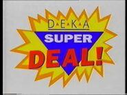 Deka ek 1992 - super deal