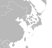 Map of Thuaniaese Islands blank