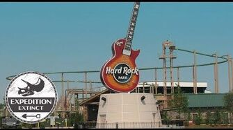 The Abandoned History of Hard Rock Park Freestyle Music Park Expedition Extinct