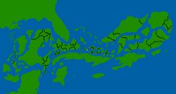 Funaia map