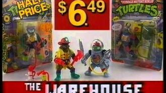 The Warehouse Toy Sale 1997