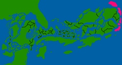 Huwagneh Islands map