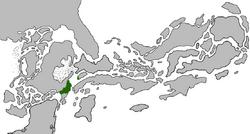 Warcartaes map