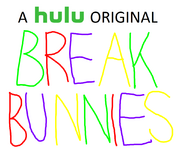 Break bunnies tv show logo