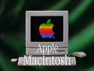 Apple Macintosh Hokusei Mujuki Kyojin and Shokugeki TVC 1991