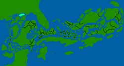 Iwmara map