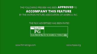 MPAA Film Rating Preview Boards (V8; Homemade)