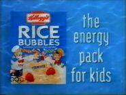 Rice Bubbles 1996