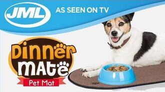 Dinner Mate Pet Mat from JML