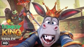 The Donkey King Official Trailer 2020 English