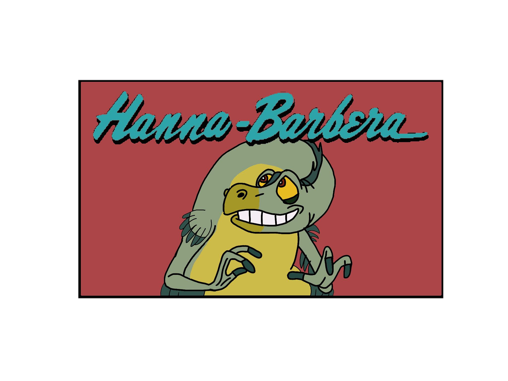 Hanna-Barbera logo (Wild Arms' Excellent Adventure)