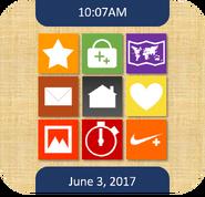 TheoryWatch OS 2 screenshot