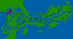 Crataglsis map