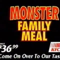 KFC Monster Family Meal (1995)
