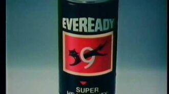 1984 - Eveready Battery