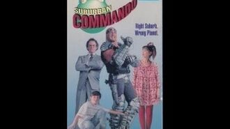 Opening To Suburban Commando 1992 VHS