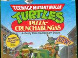 Teenage Mutant Ninja Turtles Pizza Crunchabungas (Eruowood)