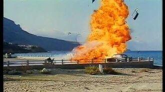 UK VHS trailer reel Hard Boiled retail, alternate version (1994, Tartan Video)