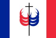 Flag of Tametlryedaraeh