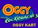 Oggy and the Cockroaches: Oggy Kart