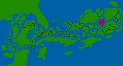 Jahydifaef map