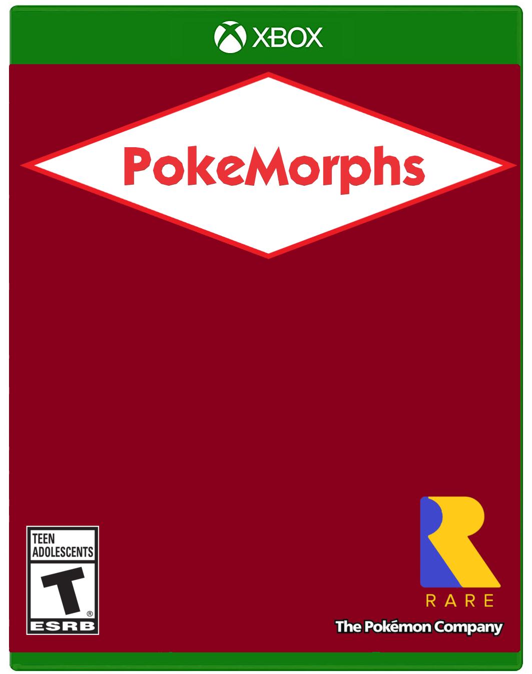 PokeMorphs cover