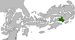 Tametlryedaraeh map