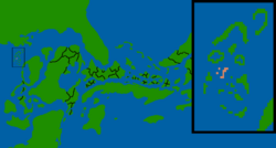Dakarse map