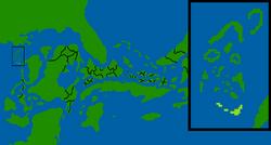 Kalmyod Kingdom map