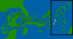 Kamlaoygarp map