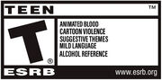 TLBT- Hit and Run - ESRB Rating