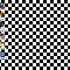 The desktop.