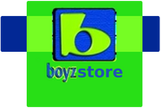 Boyzstore logo (1997-2009)
