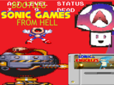 Bootleg Sonic Games from Hell