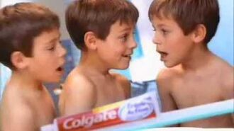 Colgate Triple Action TVC - South Africa (2003)