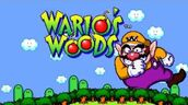 Wario's Woods (NES) Main Menu, But With Only 3 Music Channels and Different Notes