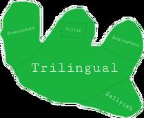 Island of Sally language map
