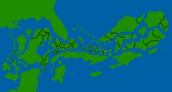 Randynees map