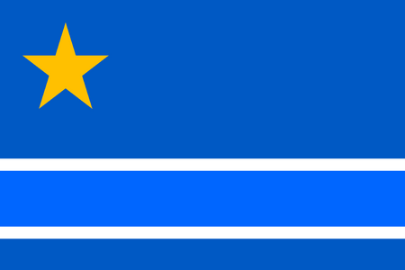 Flag of Vustrela