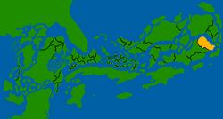 Hykratarnoir map