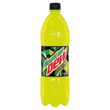 Mountain dew new citrus 1L