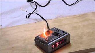 Timex Alarm Clock Smash