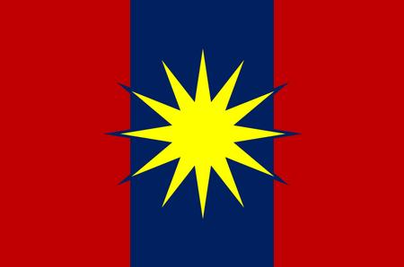 Flag of Azara
