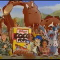 Coco Pops The Choc Ness (1996)