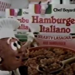 Chef Boyardee Hamburger Italiano (1985)