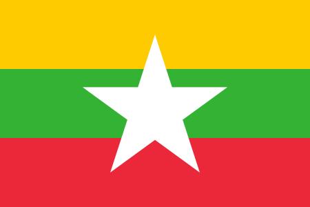 Burmese-flag-graphic