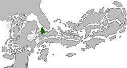 Trimaka map