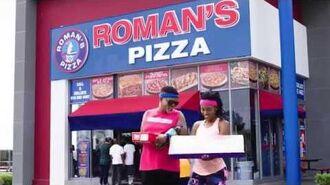 Roman's Pizza Family Deal 15 November 2018 - 10 January 2019