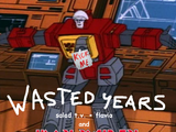 Wasted Years (Salad Television + Iron Maiden version)