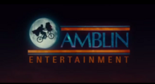Amblin Entertainment (2015)